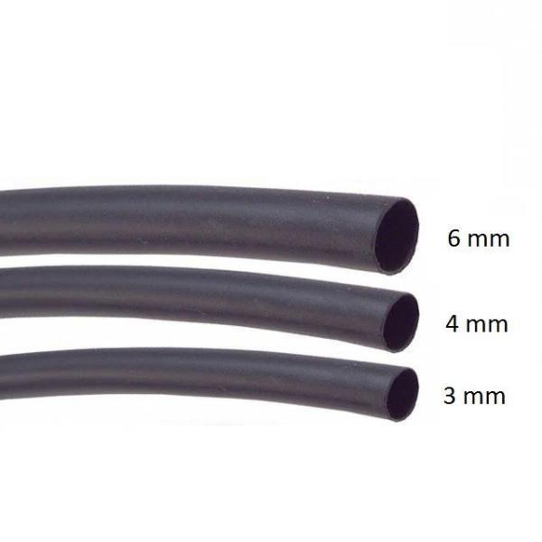 Bảng giá [HCM]Ống gen đốt ống co nhiệt 6mm 5M - Điện Việt