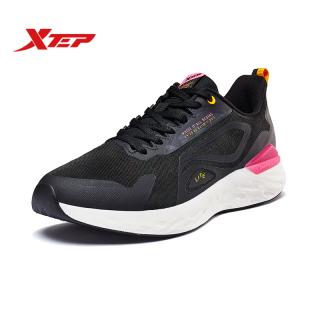 Xtep Giày Chạy Bộ Nữ Giày Thể Thao Technology Thoải mái 981318110289 thumbnail