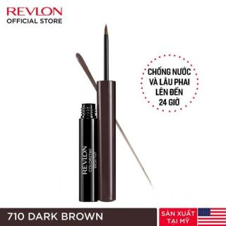 [Mua 2 tặng 1] Kẻ lông mày dạng lỏng và lâu trôi Revlon Colorstay Brow Tint (HSD 1 năm) thumbnail