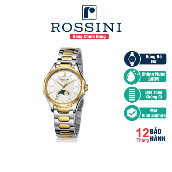 Đồng Hồ Nữ Cao Cấp Rossini - 7714T01B - Hàng Chính Hãng bán chạy