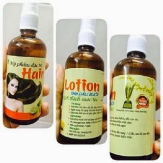 Tinh dầu bưởi xịt kích mọc và dưỡng tóc Hair Lotion 100ml thumbnail