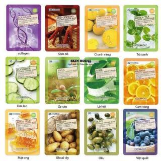 10 Mặt Nạ 3D Foodaholic Natural Essence thumbnail
