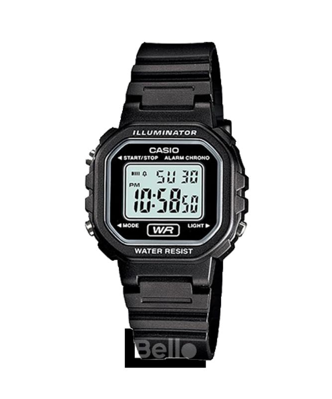 Đồng hồ Casio Nữ LA-20WH-1A bảo hành chính hãng 1 năm - Pin trọn đời