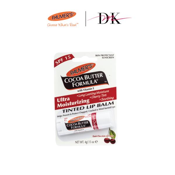 Son dưỡng môi ngăn ngừa khô, nứt nẻ Palmer's ( cherry ) - SPF15 4g