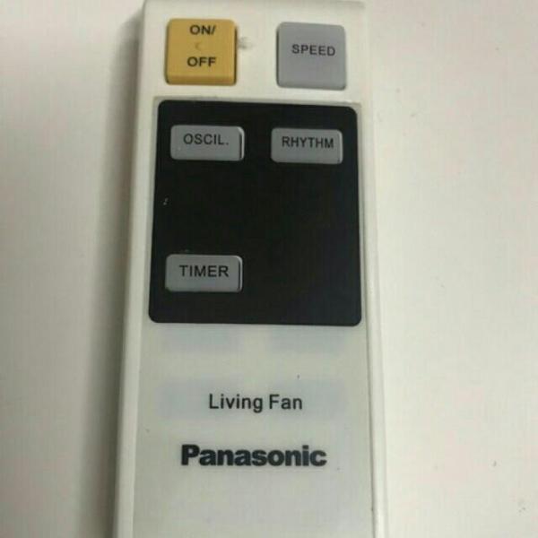 Điều khiển quạt Panasonic treo tương, cây tặng pin