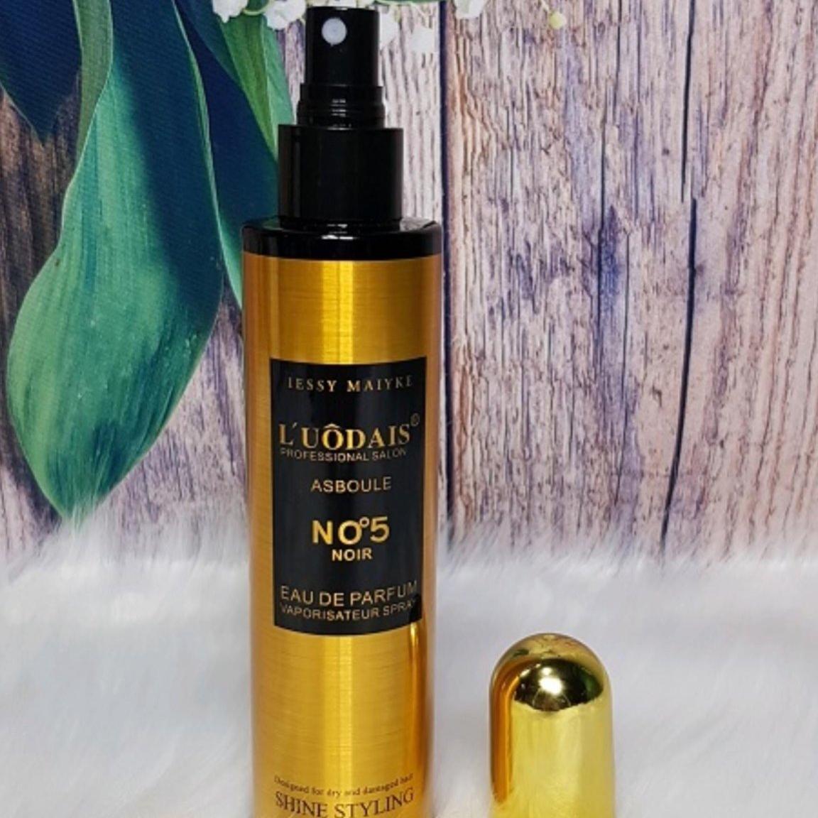 Xịt dưỡng tóc hương nước hoa Luôdais No5       . nhập khẩu