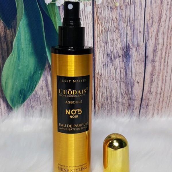 Xịt dưỡng tóc hương nước hoa Luôdais No5       .