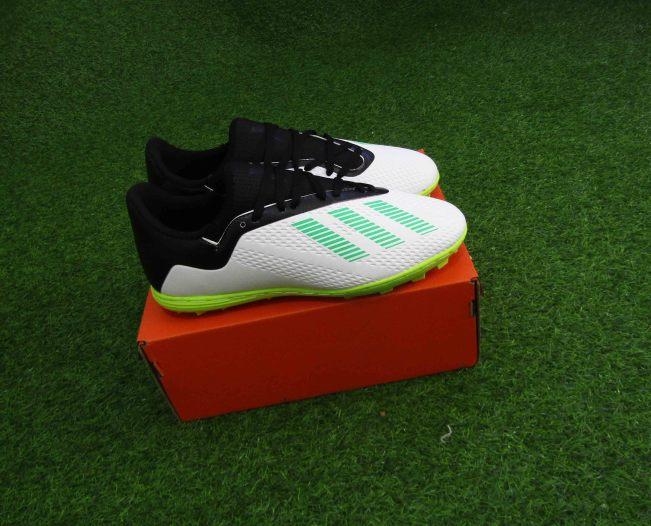 Giày đá bóng, đá banh sân cỏ nhân tạo x18.6 ⚡GIẢM SỐC⚡ khâu full đế giá rẻ