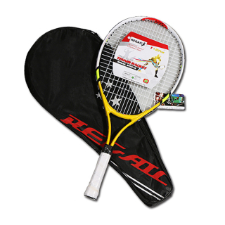 Kids Junior Children Sports Tennis Racket Aluminum Alloy PU Handle Tennis Racket thumbnail
