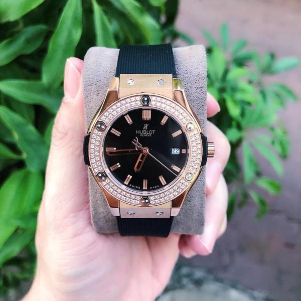 Nơi bán Đồng Hồ Nữ Hublot Diamond FS38