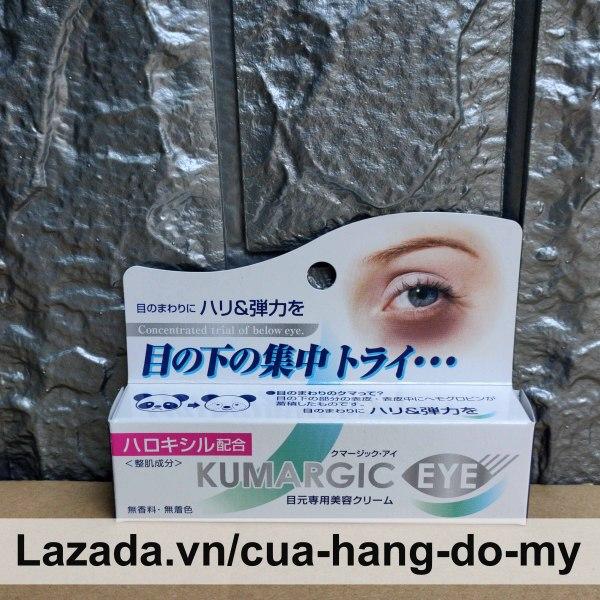 Kem Hỗ Trợ Cải Thiện Thâm quầng Mắt Kumargic Của Nhật 20g giá rẻ