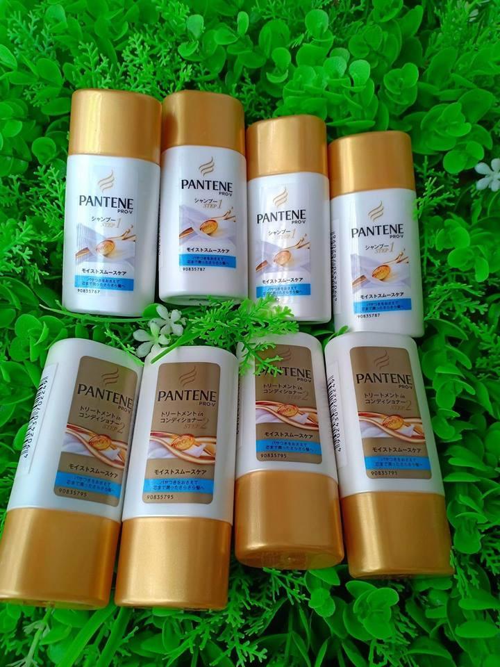 Bộ dầu gội xả Pantene ProV du lịch (mini) tốt nhất