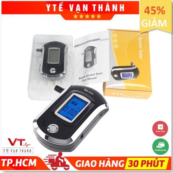 ✅ [BH 12TH] Máy Đo Nồng Độ Cồn:  AT6000 (AT 6000) Phiên Bản 2020 - [Y Tế Vạn Thành] - Mã SP: VT0012 cao cấp