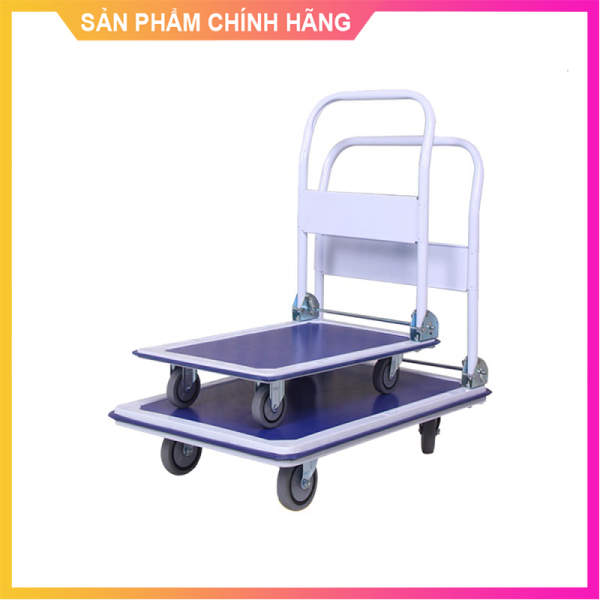 Xe đẩy hàng sàn kim loại tải trọng 150-300 Kg NIKITA XD-B150.300X Mẫu 2021