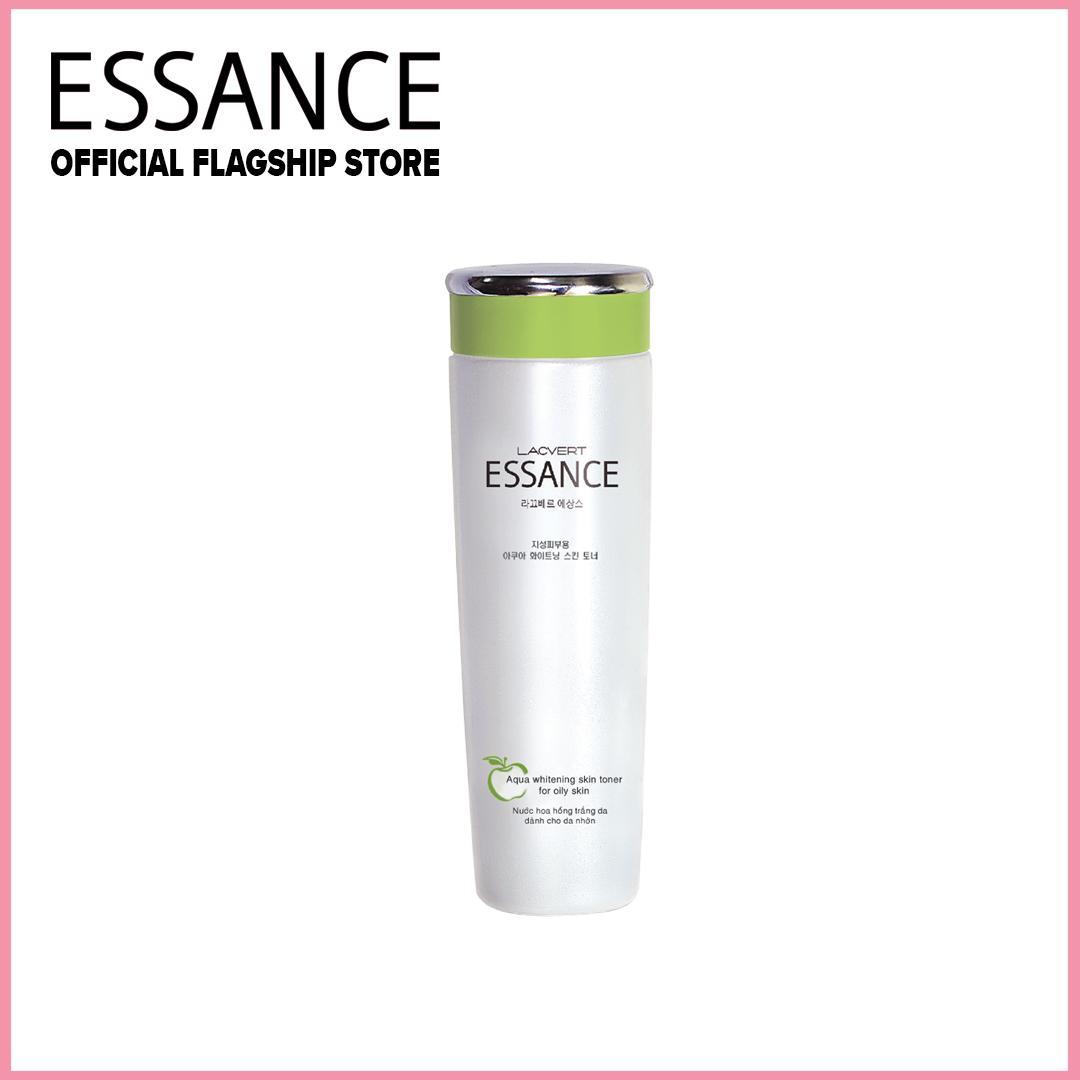 Nước Hoa Hồng Da Dầu Essance Aqua Whitening Skin For Oily Skin 120ml