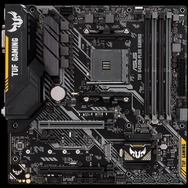 Bảng giá Bo mạch chủ mainboard ASUS TUF B450M-PLUS GAMING AMD B450 - Hàng Chính Hãng Phong Vũ