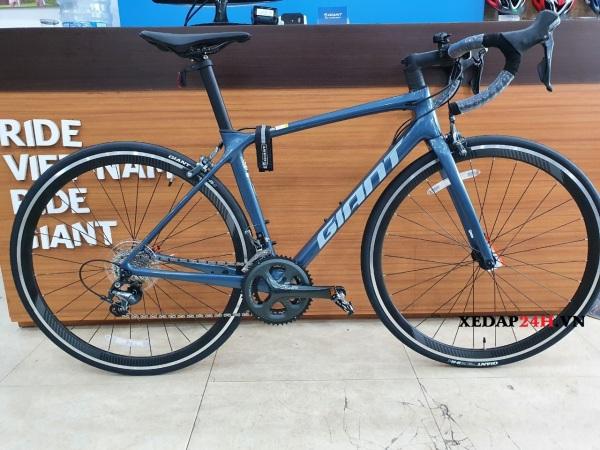 Mua xe đạp đua cao cấp khung carbon GIANT TCR ADV 3 2021