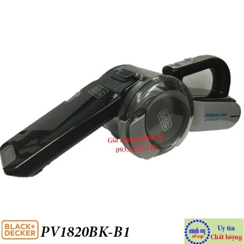 Máy hút bụi cầm tay dùng pin 18V Black Decker PV1820BK-B1