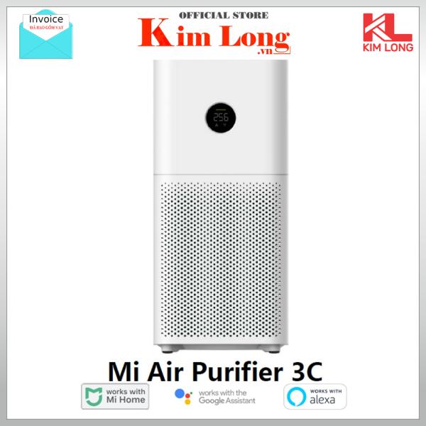 Bảng giá [Nhập ELAPR21 giảm 10% tối đa 200k đơn từ 99k]XIAOMI Air Purifier 3C Máy lọc không khí khử mùi diệt khuẩn - Chính hãng Digiworld