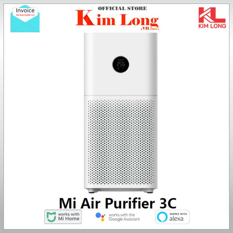 XIAOMI Air Purifier 3C Máy lọc không khí khử mùi diệt khuẩn - Chính hãng Digiworld