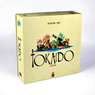 Bộ Thẻ Bài Trò Chơi Tokaido - Lữ Khách Xứ Mặt Trời thumbnail