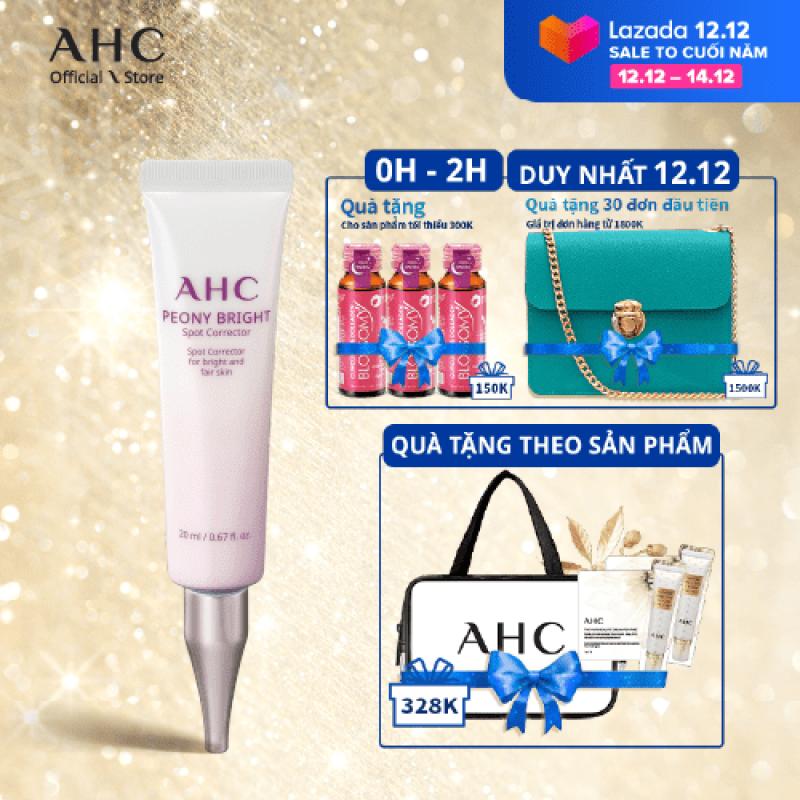 Kem Dưỡng Làm Mờ Vết Thâm Nám AHC Peony Bright Spot Corrector 20ml giá rẻ