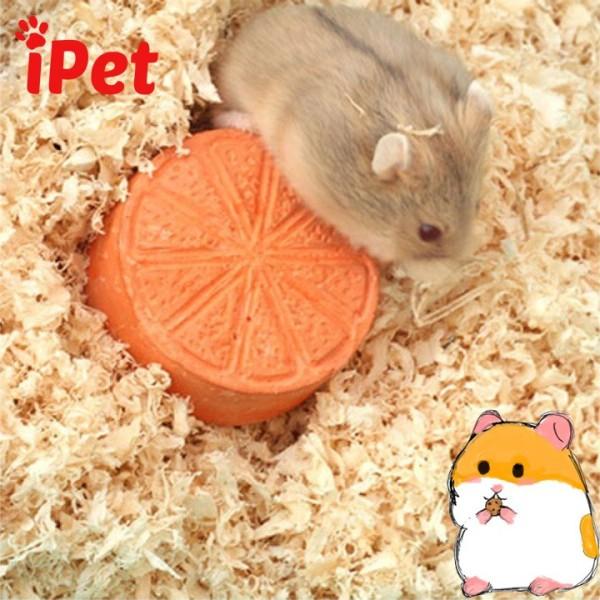 Mùn Cưa Nén Thơm 1Kg Cho Hamster Nhím - Ipet Shop Mềm Và Nhẹ, Ngoài Ra Còn Có Khả Năng Hút Ẩm, Hút Mùi