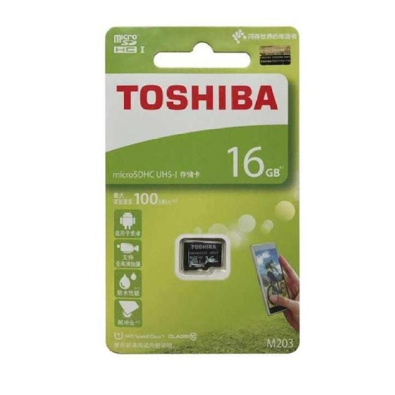 Thẻ Nhớ Micro SDXC Toshiba 16GB