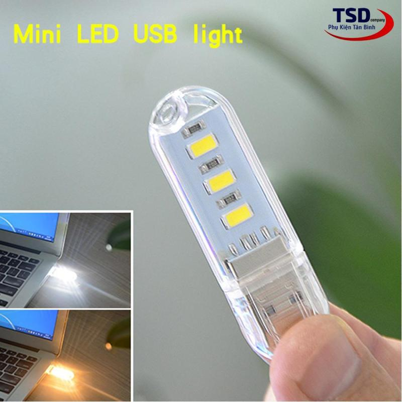 Bảng giá Đèn Led 3 Bóng USB Phong Vũ
