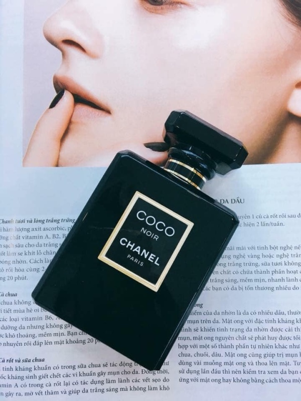 Nước hoa Cha nel Coco Noir