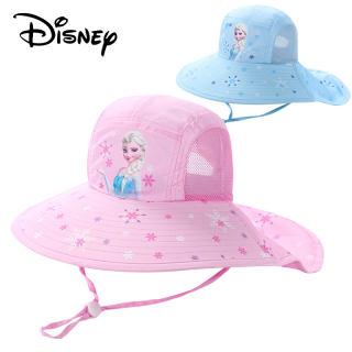 Mũ Chống Nắng Cho Trẻ Em Disney, Mũ Rộng Vành Che Nắng Cho Bé Gái Kiểu Phương Tây