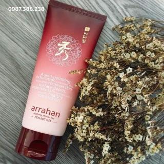 Tẩy da chết Arrahan chiết xuất từ nhân sâm Hàn Quốc 180ml thumbnail