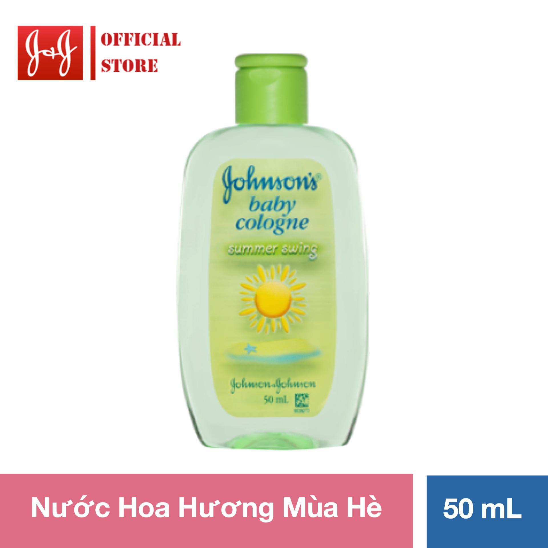 Nước hoa Johnson's Baby hương mùa hè 50ml