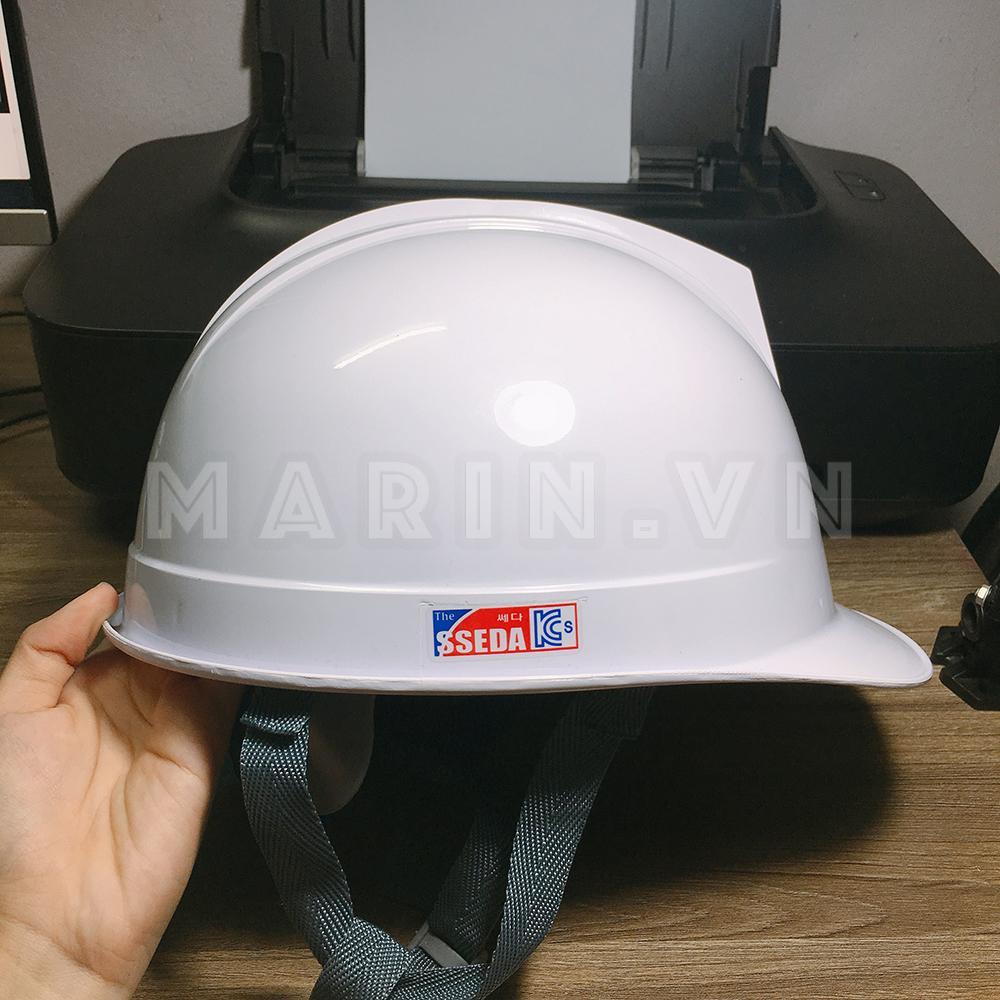 Mũ bảo hộ lao động SSEDA Hàn Quốc (loại tốt)