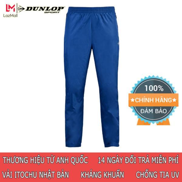 DUNLOP - Quần gió Nam Dunlop - DQGF8136-1 Thương hiệu từ Anh Quốc Đổi trả miễn phí (quần gió nam, quần thể thao nam, thu đông nam, quần dài nam, quần áo thể thao)
