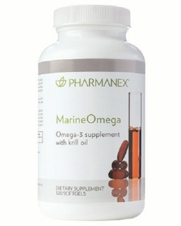 Thực Phẩm bảo vệ sức khỏe Nuskin Marine Omega (120 viên) thumbnail