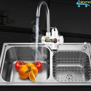 Máy làm nóng nước trực tiếp tại vòi QWater RX-01 rửa bát rửa hoa quả(GẮN BỒN) thumbnail