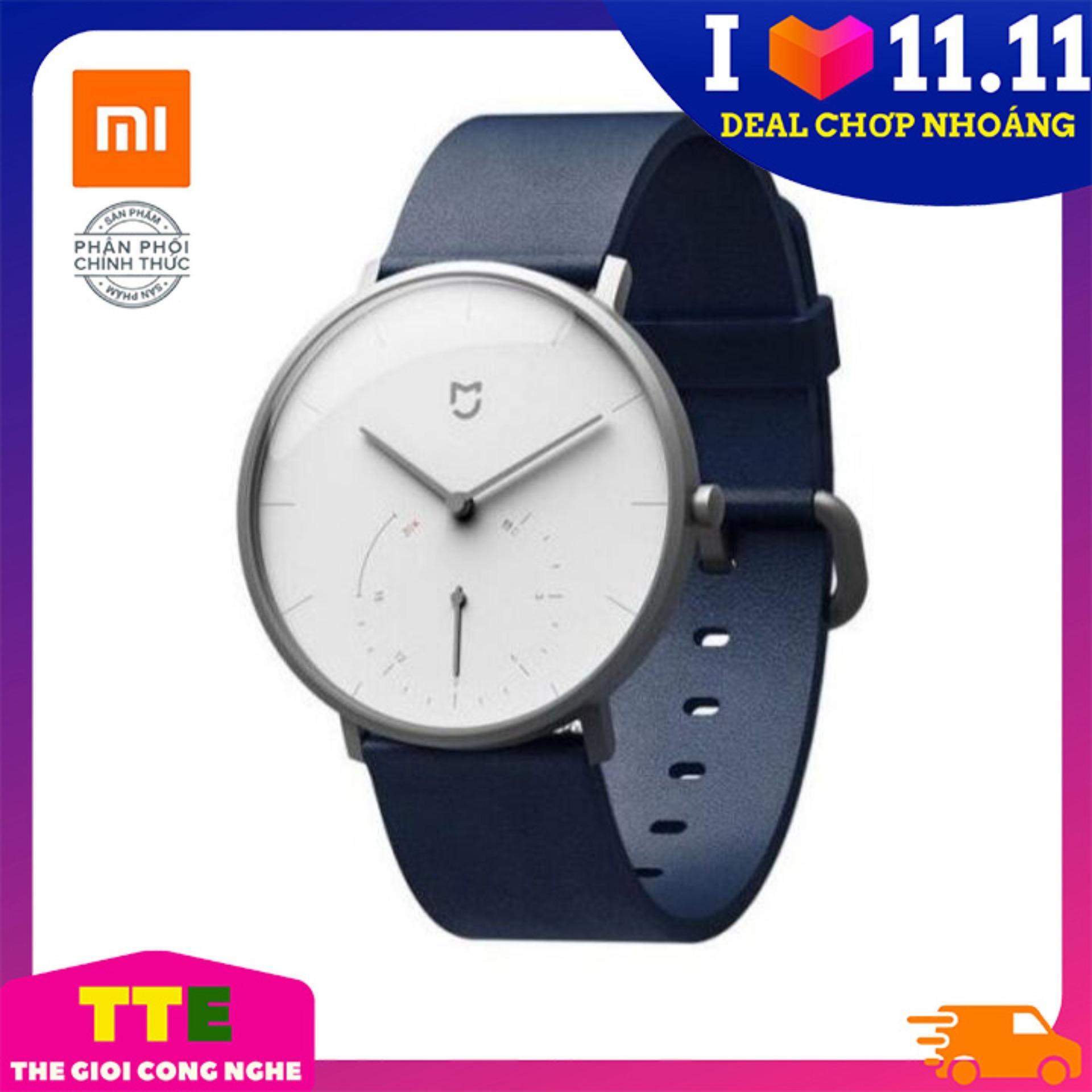 Đồng hồ Xiaomi Mijia Quartz Watch - Flash Sale