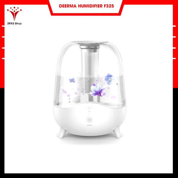 [Bản quốc tế] Máy phun sương tạo ẩm Deerma Humidifier F325 không dùng được tinh dầu - Bảo hành 12 tháng