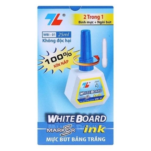 Mực bút dạ viết bảng trắng Thiên Long - WB01 (1 lọ)