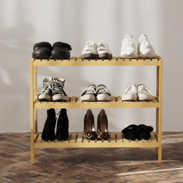Kệ giày dép 3 tầng- 3T800