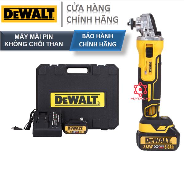 Máy mài pin | Máy cắt dùng pin Dewalt không chổi than