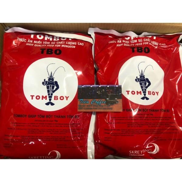 1kg Tomboy TB0-Cám TOMBOY TB0 - TB1 - TB2 - TB3 Dạng Chìm và Nổi - Thức Ăn Tốt và Rẻ cho cá Vàng, Betta, Guppy, Crayfish...