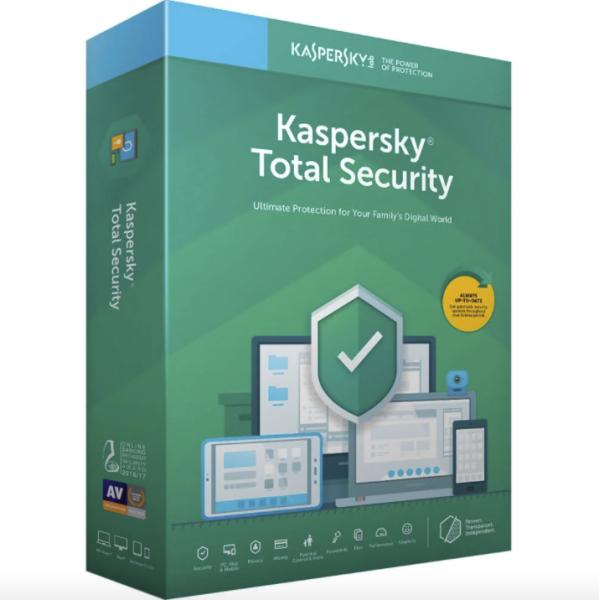 Bảng giá PHẦN MỀM KASPERSKY TOTAL SECURITY - 01 PC - 01 Năm Phong Vũ