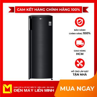 Tủ đông LG Inverter 165 lít GN-F304WB - Tiện ích Công nghệ làm mát các ngăn kệ tủ, giúp tủ mát nhanh hơn, Nút điều khiển nhiệt độ bên ngoài tủ, Tủ có sức chứa 6 kệ và 1 hộc tủ giúp tiện lợi bảo quản thực phẩm thumbnail