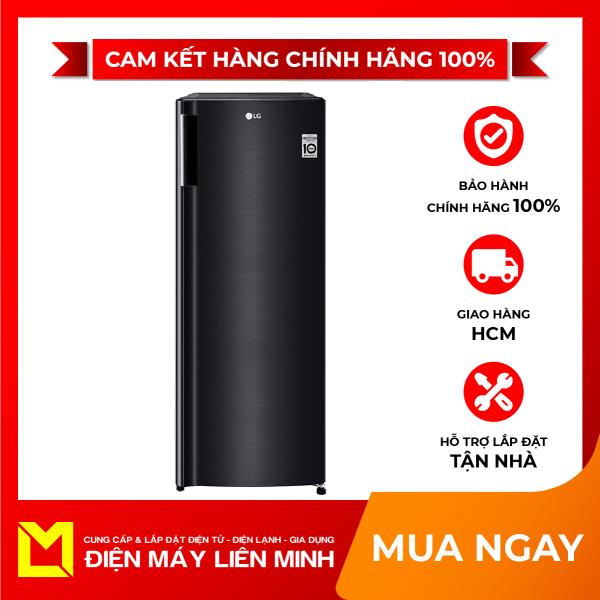 Tủ đông LG Inverter 165 lít GN-F304WB - Tiện ích:Công nghệ làm mát các ngăn kệ tủ, giúp tủ mát nhanh hơn, Nút điều khiển nhiệt độ bên ngoài tủ, Tủ có sức chứa 6 kệ và 1 hộc tủ giúp tiện lợi bảo quản thực phẩm