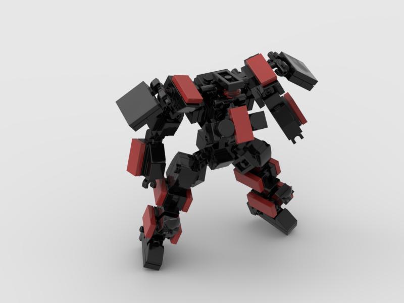 Đồ Chơi Lắp Ráp Non Lego Moc Mech Goblem Không Thể Rẻ Hơn tại Lazada
