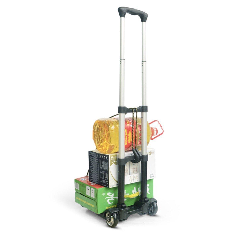 Xe kéo hàng du lịch bỏ túi mini - Xe kéo gấp gọn đa năng tải trọng 40kg