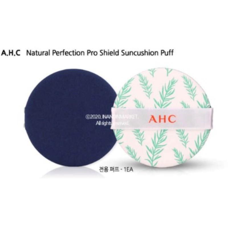 Bông tán phấn nước AHC Cushion Puff / Mút đánh cushion bản Limited