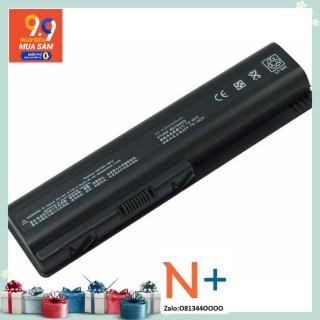 Pin laptop HP Compaq Pavilion CQ40 CQ41 CQ45 CQ50 CQ60 CQ61 CQ70 CQ71 G70 DV4 DV5 6 cell (Đen) - Hàng nhập khẩu thumbnail